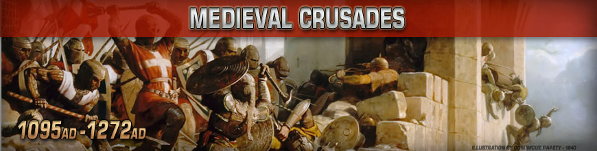 Shop Dark Horse Hobbies for 10mm Medieval Crusades Wargaming Miniatures - Today!