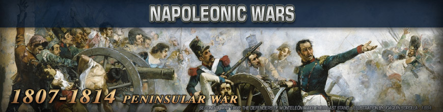 Shop for Pendraken 10mm Napoleonic Wars 1807-1814 (Peninsular War) Historical Miniatures available at Dark Horse Hobbies - Today!