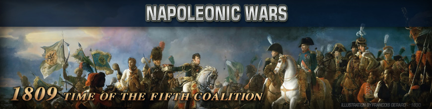 Shop for Pendraken 10mm Napoleonic Wars 1809 Historical Miniatures available at Dark Horse Hobbies - Today!