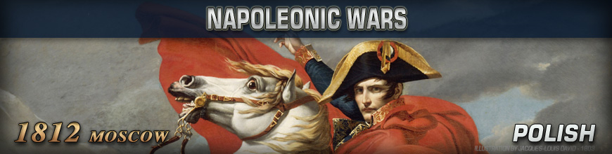 Shop for Pendraken 10mm Napoleonic War 1812 (Moscow) Polish Historical Miniatures available at Dark Horse Hobbies - Today!