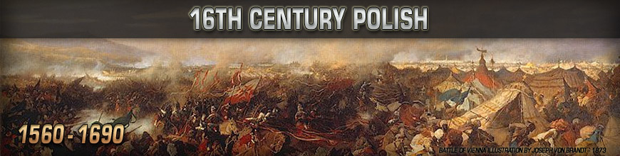 Shop for Pendraken 10mm 16th Century Polish wargames miniatures at Dark Horse Hobbies - Today!