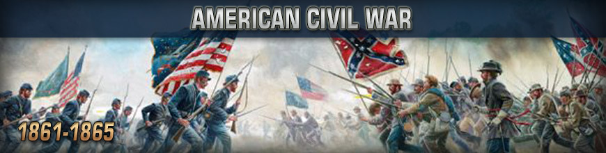 Shop for 10mm American Civil War Gaming Miniatures at Dark Horse Hobbies - Today!