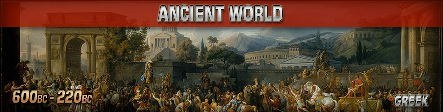 Shop Dark Horse Hobbies for 10mm Ancients Classical Greek Miniatures products - Today!