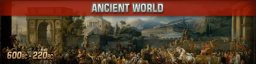 Shop Dark Horse Hobbies for 10mm Ancients Classical Period Miniatures products - Today!