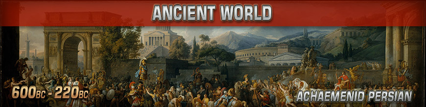 Shop Dark Horse Hobbies for 10mm Ancients Classical Achaemenid Persian Miniatures products - Today!