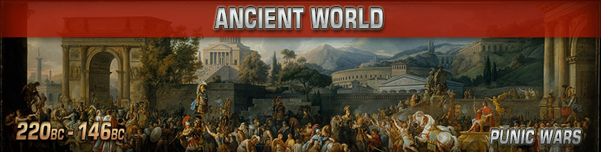 Shop Dark Horse Hobbies for 10mm Ancients Punic Wars Miniatures products - Today!