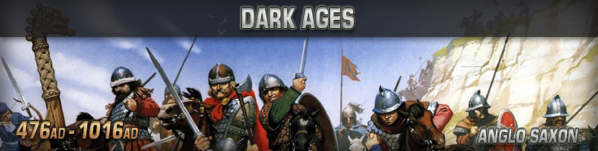 Shop Dark Horse Hobbies for 10mm Dark Ages - Anglo Saxon Wargaming Miniatures - Today!