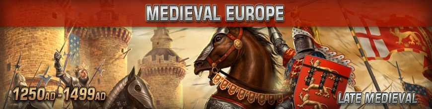 Shop Dark Horse Hobbies for 10mm European Late Medieval Miniatures products - Today!