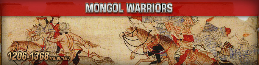 Shop for 10mm Mongol Historical Miniatures at Dark Horse Hobbies - Today!