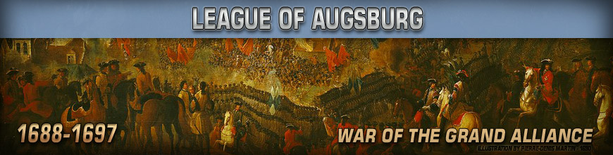 Shop for Pendraken 10mm Tricorne Era League of Augsburg Wargames Miniatures at Dark Horse Hobbies - Today!