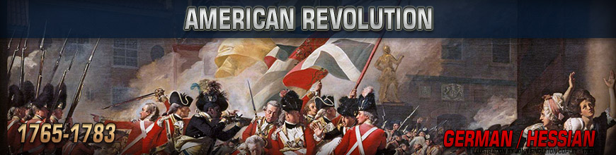 Shop for Pendraken 10mm American Revolution German / Hessian Historical Wargame Miniatures at Dark Horse Hobbies - Today!