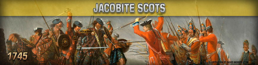 Shop for Pendraken 10mm Tricorne Era Jacobite Rebellion (Scots) 1745 Wargames Miniatures at Dark Horse Hobbies - Today!