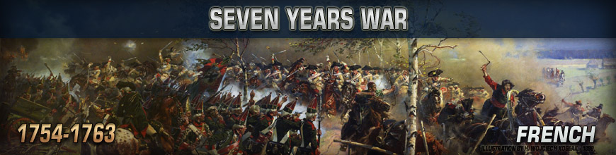 Shop for Pendraken 10mm Seven Years War French Historical Wargame Miniatures at Dark Horse Hobbies - Today!