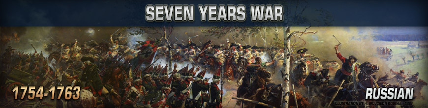 Shop for Pendraken 10mm Seven Years War Russian Historical Wargame Miniatures at Dark Horse Hobbies - Today!