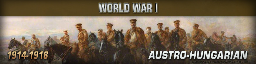 Shop for Pendraken 10mm World War I (The Great War) Austro-Hungarian Gaming Miniatures at Dark Horse Hobbies - Today!