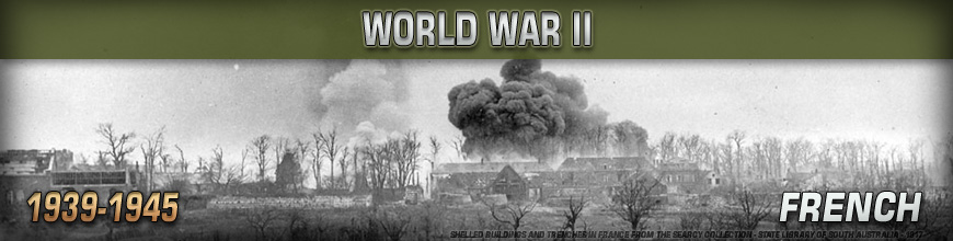 Shop for Pendraken 10mm World War II French Historical Gaming Miniatures at Dark Horse Hobbies - Today!