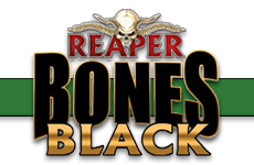 Reaper Miniatures - Bones Black Product