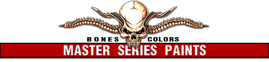 Shop for your Master Series Paint Bones Colors by Reaper Miniatures at Dark Horse Hobbies - Today!
