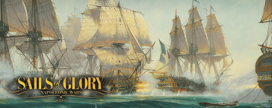 Shop Dark Horse Hobbies for your Sails of Glory Game Products by Ares Games