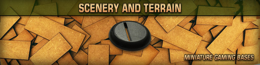 Shop for your Miniatures Gaming Bases and Accessories at Dark Horse Hobbies - Today!
