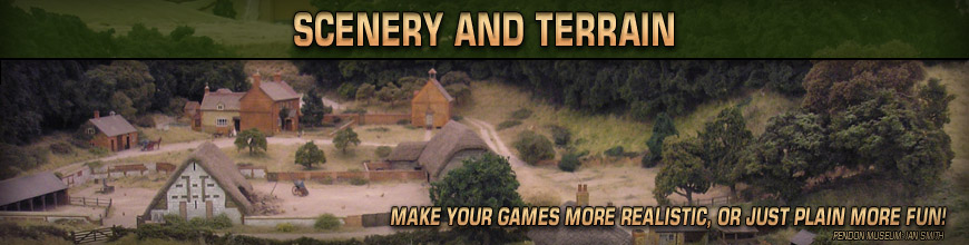Shop for Your Hobby Gaming Terrain and Scenery Supplies at Dark Horse Hobbies - Today!