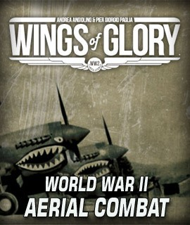 Wings of War - The World War II Miniatures Game of Aerial Combat.... available at Dark Horse Hobbies - Now!