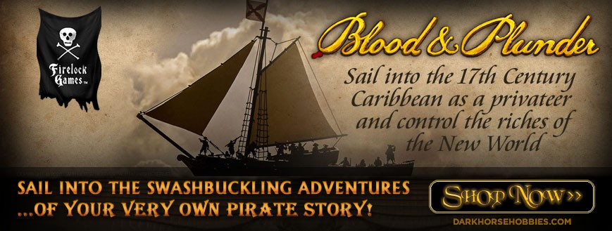 Blood & Plunder - Sail into the Swashbuckling Adventures of Your Very Own Pirate Story!