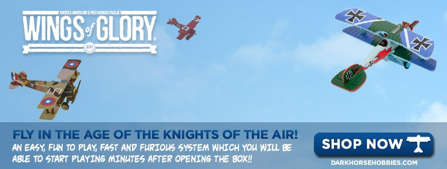 Wings of Glory: World War 1 Aerial Combat Game by Ares Games